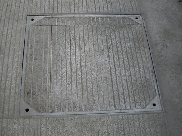 碧桂园砖石墅井盖